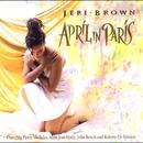 April in Paris (feat. Pierre Michelot, Alain Jean-Marie, John Betsch & Roberto de Brasov)/Jeri Brown