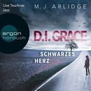 Schwarzes Herz - D.I. Grace (Gekürzte Lesung)/M. J. Arlidge