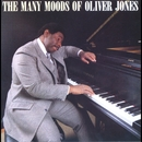 The Many Moods Of Oliver Jones (Live)/Oliver Jones