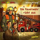 Die Feuerwehr rückt aus (Wissen Hörspiel)/Lorenz Hoffmann