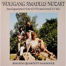 Mozart: Streichquartette/Joachim Quartett Hannover