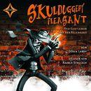 Skulduggery Pleasant - Folge 1: Der Gentleman mit der Feuerhand/Derek Landy