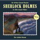 Die neuen Fälle, Fall 26: Der siebte Monat/Sherlock Holmes