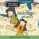 Detektivbüro LasseMaja - Das Zeitungsgeheimnis/Martin Widmark