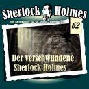 Die Originale, Fall 62: Der verschwundene Sherlock Holmes/Sherlock Holmes