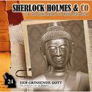 Folge 24: Der grinsende Gott/Sherlock Holmes & Co