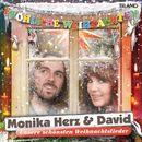 Fröhliche Weihnachten/Monika Herz und David