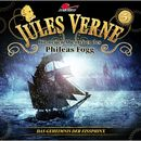 Die neuen Abenteuer des Phileas Fogg, Folge 5: Das Geheimnis der Eissphinx/Jules Verne