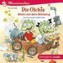Ohrwürmchen: Die Olchis - Allein auf dem Müllberg und eine weitere Geschichte/Erhard Dietl
