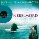 Nebelmord (Ungekürzte Lesung)/Yrsa Sigurdardóttir