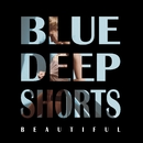 Beautiful/BLUE DEEP SHORTS