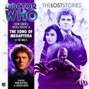 The Lost Stories, Series 1.7: The Song of Megaptera (Unabridged)/Doctor Who