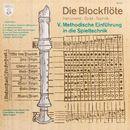 Die Blockflöte: Instrument, Spiel, Technik - Methodische Einführung in die Spieltechnik/Linde Höffer von Winterfeld