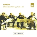 Haydn: String Quartets Op. 77, 42 & 103/The Lindsays