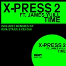 Time (feat. James Yuill)/X-Press 2