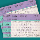 8/7/93 Darien Lake Performing Arts Center, Darien Center, NY (Live)/Phish