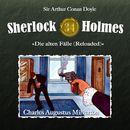 Die alten Fälle [Reloaded], Fall 34: Charles Augustus Milverton/Sherlock Holmes