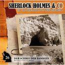 Folge 26: Der Schrei der Banshee [Episode 1]/Sherlock Holmes & Co
