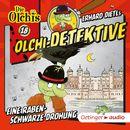 Olchi-Detektive: Folge 18 - Eine rabenschwarze Drohung/Erhard Dietl, Barbara Iland-Olschewski