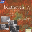 Beethoven: String Quartets, Op.131 & Op.135/The Lindsays