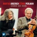 Perlman & Argerich play Schumann, Bach & Brahms/Martha Argerich and Itzhak Perlman