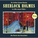 Die neuen Fälle, Fall 28: Die Rache des Gerechten/Sherlock Holmes