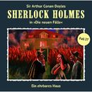 Die neuen Fälle, Fall 27: Ein ehrbares Haus/Sherlock Holmes