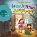 Pfeffer, Minze und das Schulgespenst (Ungekürzte Lesung mit Musik)/Irmgard Kramer