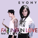 Falling In Love (feat. Rivan)/Evony Arty