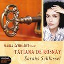 Sarahs Schlüssel (Gekürzt)/Tatiana de Rosnay
