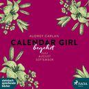 Begehrt - Calendar Girl (Ungekürzt)/Audrey Carlan