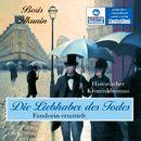 Die Liebhaber des Todes (ungekürzte Version)/Boris Akunin