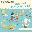 Die schönsten Spiel- und Bewegungslieder/Kinderlieder