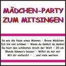 Mädchen-Party zum Mitsingen/Mädchen-Party zum Mitsingen