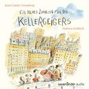 Ein neues Zuhause für die Kellergeigers (Ungekürzte Lesung mit Musik)/Jean-Claude Grumberg