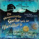 Die Weltensegler - Die phantastische Suche nach der Überallkarte (Autorisierte Lesefassung)/Carrie Ryan, John Parke Davis