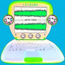 Laptop Music/Leisure