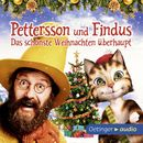 Pettersson und Findus 2 - Das schönste Weihnachten überhaupt (Das Originalhörspiel zum Kinofilm)/Sven Nordqvist