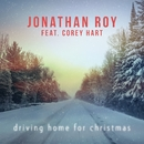 Driving Home for Christmas (feat. Corey Hart)/Jonathan Roy