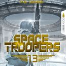Space Troopers, Folge 13: Sturmfront/P. E. Jones