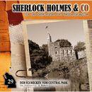 Folge 29: Der Schrecken vom Central Park/Sherlock Holmes & Co