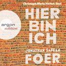 Hier bin ich (Gekürzte Lesung)/Jonathan Safran Foer