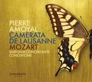 Mozart: Sinfonia concertante & Concertone/Camerata Lausanne