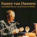 """Liest Gedichte und aus """"An der Grenze zur Realität""""/Funny van Dannen"""