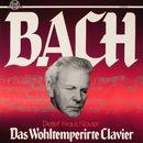 Bach: Das wohltemperierte Klavier, BWV 858-869, Teil 2/Detlef Kraus
