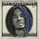 Spend It (feat. Young Thug & Young M.a.) [Remix]/Dae Dae
