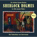 Die neuen Fälle, Fall 31: Die Todesfalle von Dornwood/Sherlock Holmes