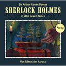Die neuen Fälle, Fall 30: Das Rätsel der Aurora/Sherlock Holmes