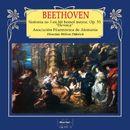 Beethoven: Sinfonía No. 3 in E-Flat Major, Op. 55 - Eroica/Orquesta de la Asociación Filarmónica de Alemania / Wilem Oderich