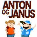 Anton og Janus (uforkortet)/Jørn Birkeholm